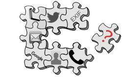 Hero piecing together clues