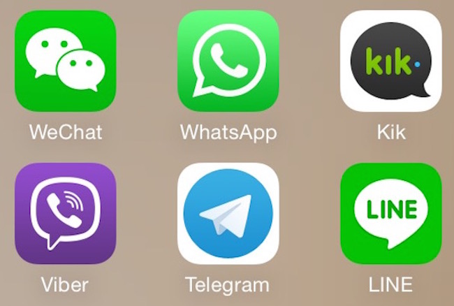 chat apps