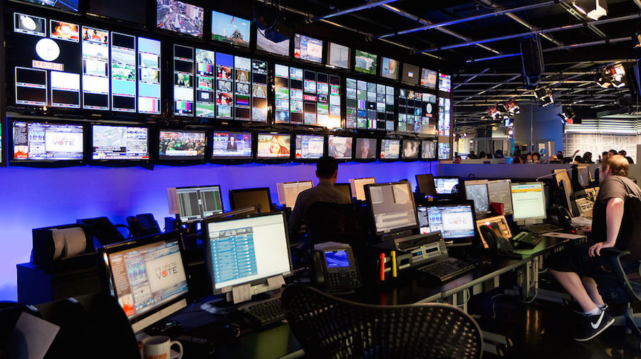 How can newsrooms verify live video from eyewitnesses?