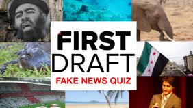 fake news quiz july