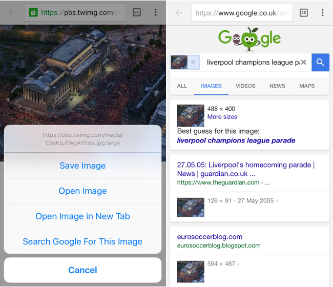 reverse image search mobile 2