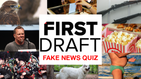 Think you've got a good nose for fake news? Take the quiz to see if you can sort these true stories from the false