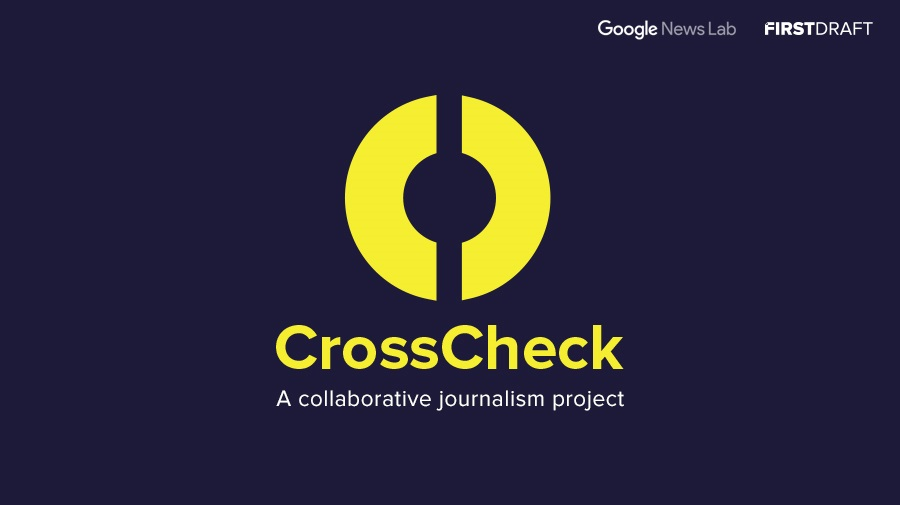 french newsrooms unite to fight election misinformation with the launch of crosscheck