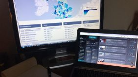 A view of our Trendolizer dashboard