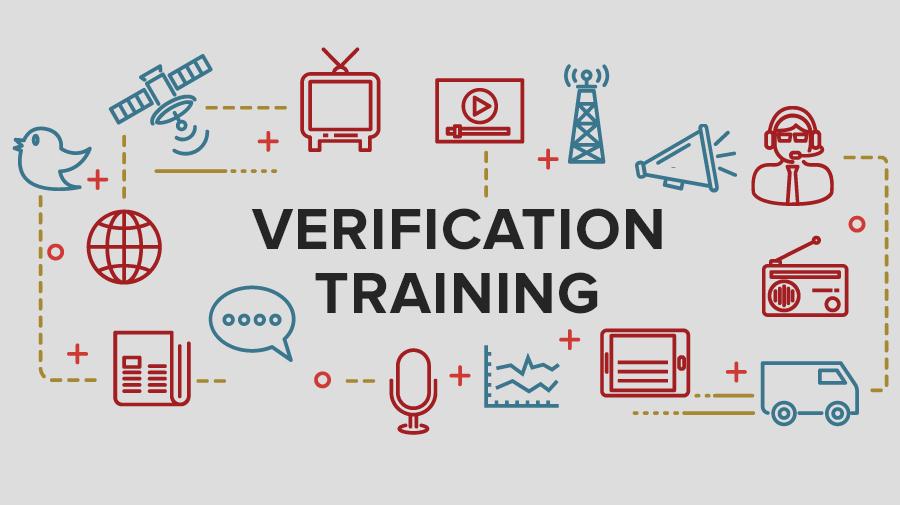 Verification training