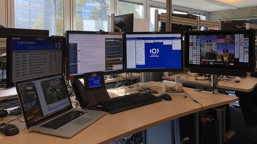 Setting up a verification workstation image
